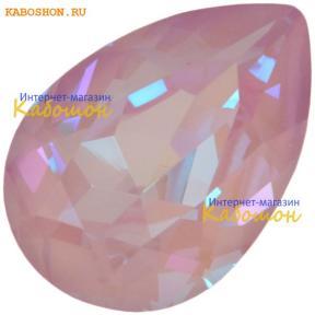 Swarovski Pear Fancy stone 14х10 мм Crystal Lavender DeLite
