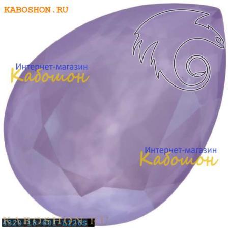 Кристалл Swarovski (Сваровски) Pear Fancy stone 14x10 мм Crystal Lilac