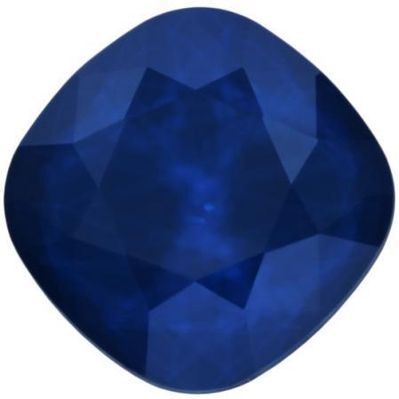 Swarovski Cushion Cut Fancy stone 10 мм Crystal Royal Blue