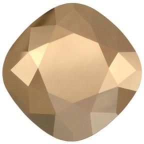 Swarovski Cushion Cut Fancy stone 10 мм Crystal Rose Gold