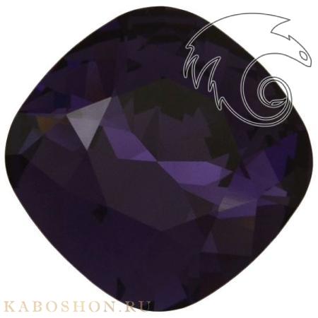 Кристалл Swarovski (Сваровски) Cushion Cut Fancy stone 10 мм Purple Velvet