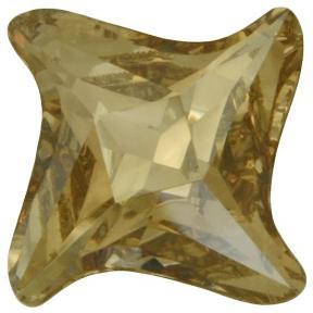 Swarovski Twister Fancy stone 10,5 мм Crystal Golden Shadow
