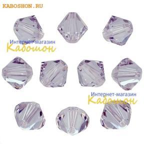 Swarovski Xilion beads 3 мм Smoky Mauve