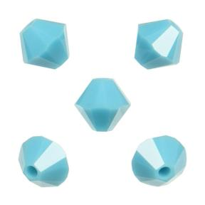 Swarovski Xilion beads 5 мм Turquoise