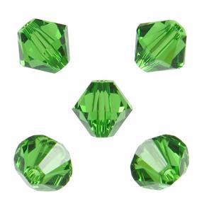 Swarovski Xilion beads 6 мм Fern Green