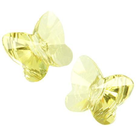 Swarovski Butterfly Bead 10 мм Jonqui
