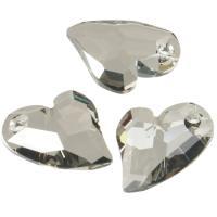 Swarovski Devoted 2 U Heart 17 мм Crystal Satin
