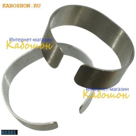 Основа для браслета сформованная 19 мм