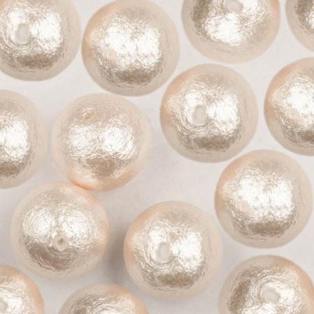 Miyuki Cotton Pearls 10 мм Pink