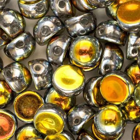 Cabochon 6 мм Crystal Full Marea (10 шт)