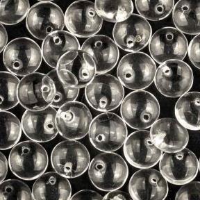 Lentils 6 mm Crystal