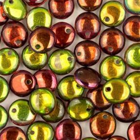 Lentils 6 mm Crystal Magic Apple