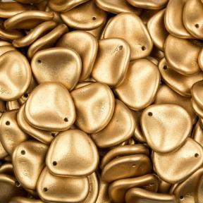Rose Petal 14х13 мм Aztec Gold