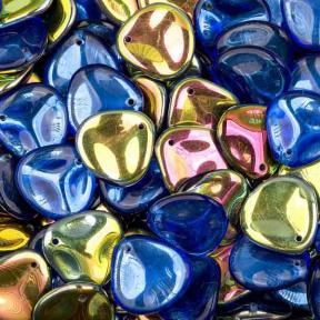 Rose Petal 14х13 мм Sapphire Vitrail (10 шт)