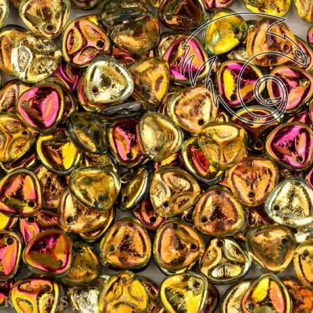 Rose Petal 8х7 мм Crystal Marea (10 шт) Rose-8-00030-28001