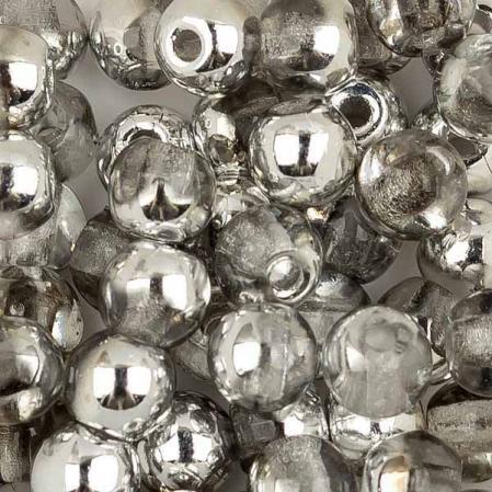 Round beads 3 мм Crystal Labrador