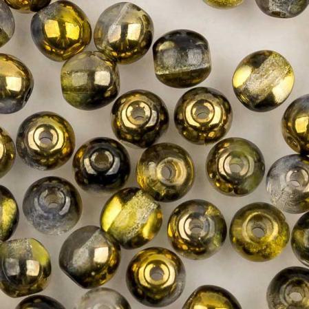 Round Beads 4 мм Crystal Sunny Magic Night