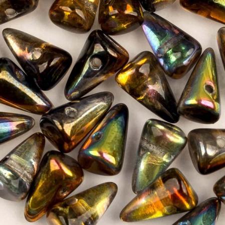 Spike 5х8 мм Crystal Magic Copper