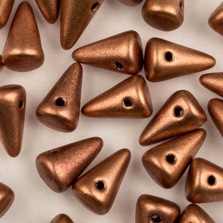 Spike 5х8 мм Vintage Copper