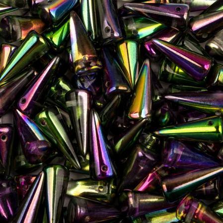 Spike 7х17 мм Crystal Magic Orchid (5 шт)