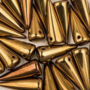Spike 7х17 мм Jet Gold (5 шт)