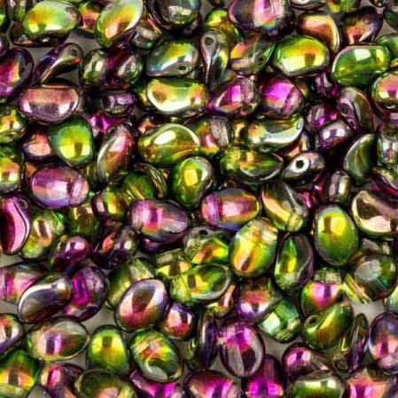 Tulip Petals 6х8 мм Crystal Magic Orchid (10 шт)