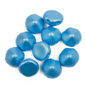 Tipp Beads 8 мм Alabaster Pastel Turquoise
