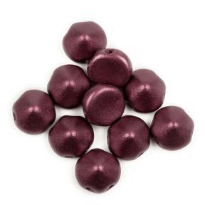 Tipp Beads 8 мм Alabaster Pastel Burgundy