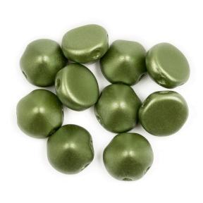 Tipp Beads 8 мм Alabaster Pastel Olivine