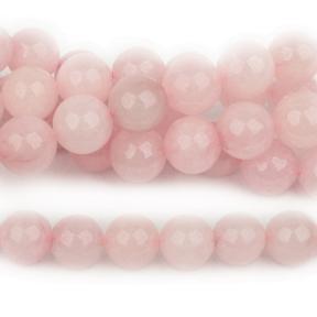 Кварц розовый 14 мм