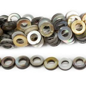 Перламутр черный диски 10 мм