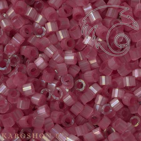 Бисер Delica 11-0 Сатин (шелк) роза
