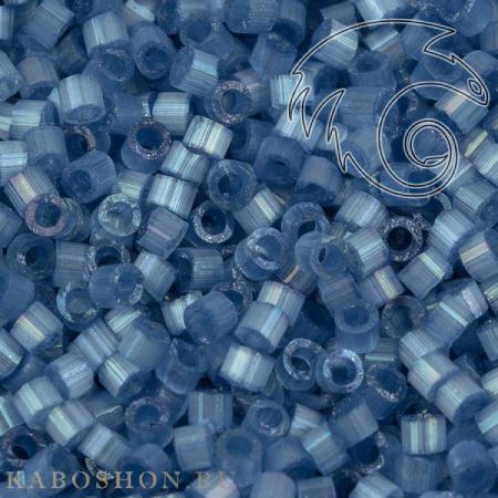 Бисер Delica 11-0 Сатин (шелк) синие сумерки
