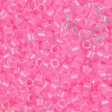 Бисер Delica 11-0 Неоновый сахарная вата