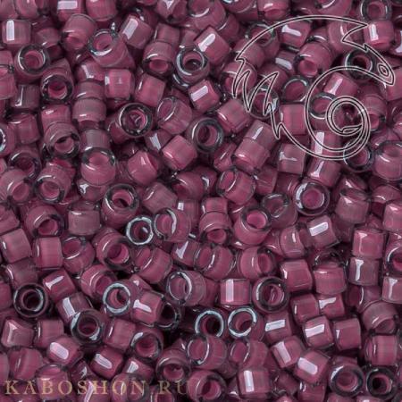 Бисер Delica 11-0 Неоновый ягодный джем