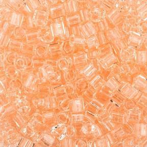 Бисер Toho Прозрачный розовый