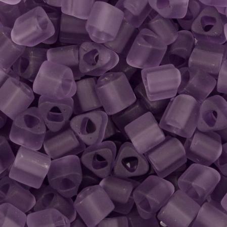 Бисер Toho Матовый прозрачный сахарная слива