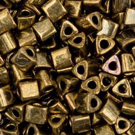 Бисер Toho Античная золотая бронза