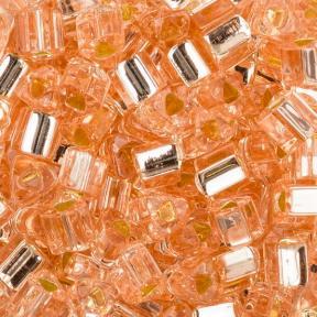 Бисер Toho Внутреннее серебрение розовый