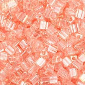 Бисер Toho Прозрачный глянцевый розовый