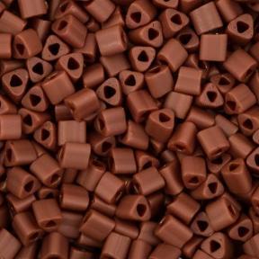 Бисер Toho Матовый непрозрачный красно-коричневый