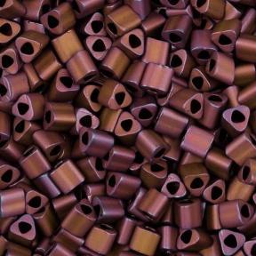 Бисер Toho Матовый розовато-лиловый кофе