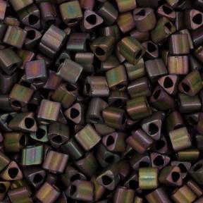 Бисер Toho Матовый металлизированный пурпурный ирис