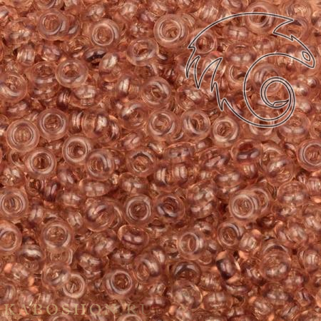 Бисер Toho Demi Round HYBRID Прозрачный лесной орех