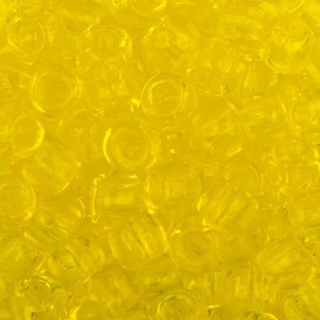 Бисер Toho 6-0 Прозрачный лимон
