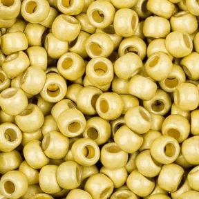 Бисер Toho PF 8-0 Матовый гальванизированный желтое золото