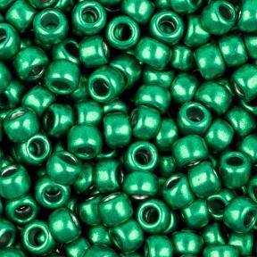 Бисер Toho HYBRID 8-0 Металлизированный пышный луг