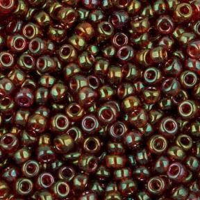 Бисер Toho 11-0 Золотое сияние ржаво-красный