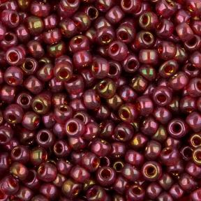 Бисер Toho 11-0 Золотое сияние дикая ягода