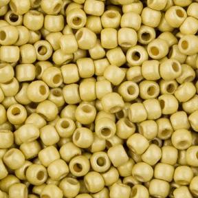 Бисер Toho PF Матовый гальванизированный желтое золото